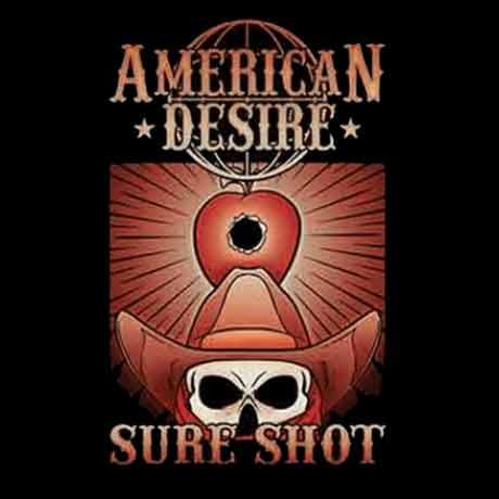 Купить премиум жидкость для электронных сигарет American Desire: Sure Shot 30 мл Шербет