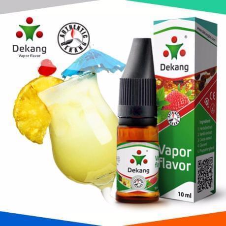 Жидкость для электронных сигарет Dekang Пина Колада