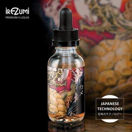 Жидкость для электронных сигарет Irezumi (Ирезуми): Turtle