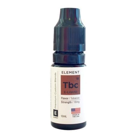 Премиум жидкость Element: Tbc 10мл