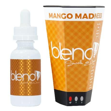 Жидкость для электронных сигарет Blend: Mango Madneess 30 мл