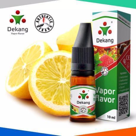 Жидкость Dekang Лимон