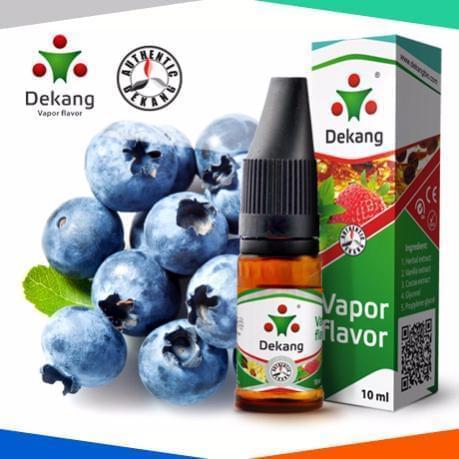 Жидкость для электронных сигарет Dekang Черника