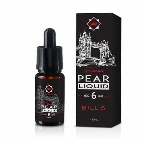 Премиум жидкость Bills City: Pear 15мл