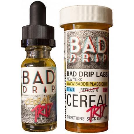 Премиум жидкость  Bad Drip: Cereal Trip 15 мл