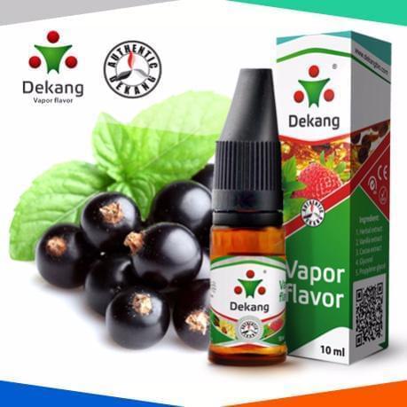 Жидкость для электронных сигарет Dekang Черная смородина