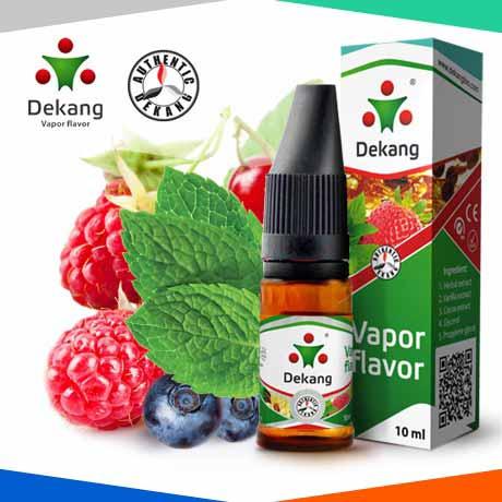 Жидкость для электронных сигарет Dekang Мятная Ягода