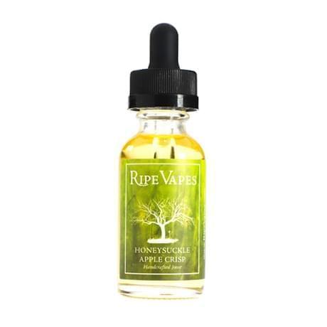Премиум жидкость Ripe Vapes: Honeysuckle Apple Crisp 30мл