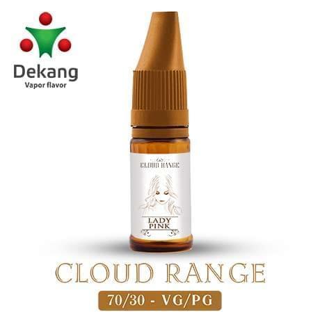 Жидкость Dekang Cloud Range: Lady pink