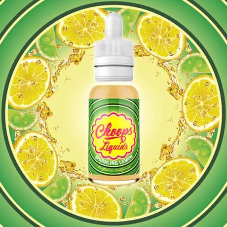 Жидкость для электронных сигарет Choops: Lemon 30 мл