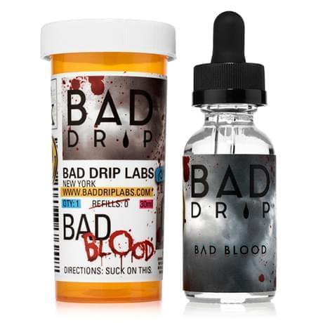 Премиум жидкость  Bad Drip: Bad Blood 30мл