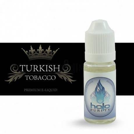 Жидкость для электронных сигарет Halo: Turkish Tobacco 10 мл