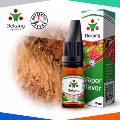 Акционная жидкость Dekang Табак сушеный в дыму (Деканг)