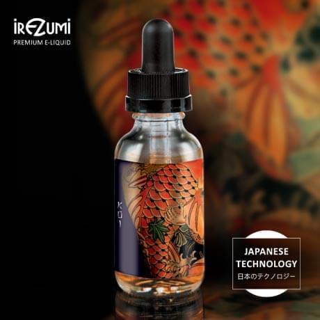 Жидкость для электронных сигарет Irezumi (Ирезуми): Koi