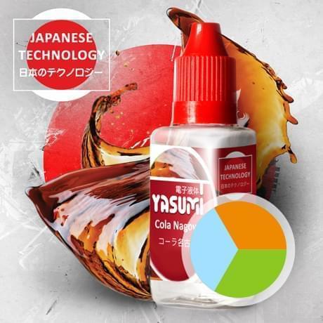 Жидкость для электронных сигарет Yasumi Кола Нагойа (Ясуми)