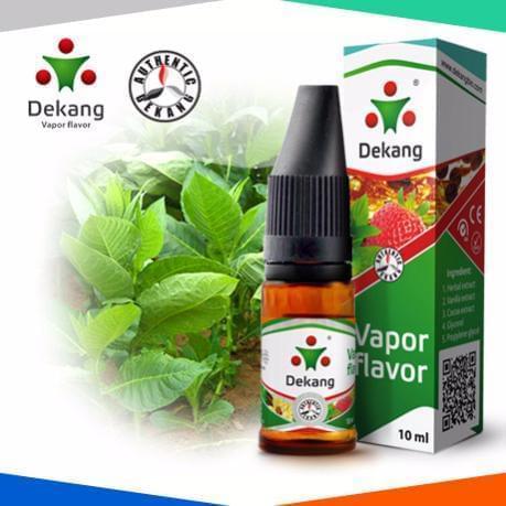 Жидкость для электронных сигарет Dekang Табак