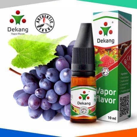 Жидкость для электронных сигарет Dekang Виноград