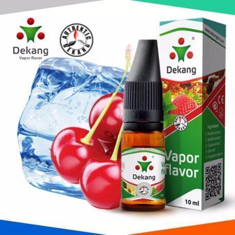 Жидкость для электронных сигарет Dekang Ледяная вишня