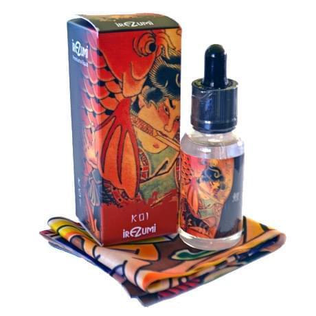 Жидкость для электронных сигарет Irezumi Promo kit: Koi