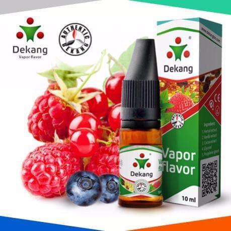 Жидкость для электронных сигарет Dekang Ягода