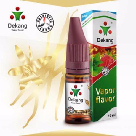 Жидкость Dekang Золотая Ваниль