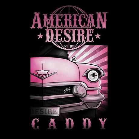 Премиум жидкость для электронных сигарет American Desire: Caddy 30 мл