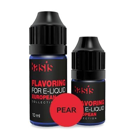 Ароматизатор Basis European Collection: Pear (Груша)