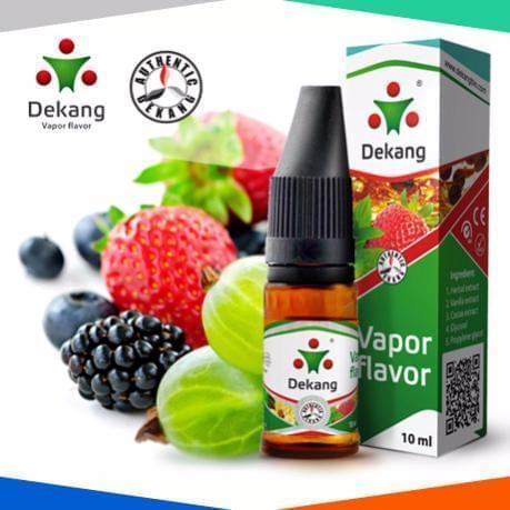 Жидкость для электронных сигарет Dekang Ягодный коктейль