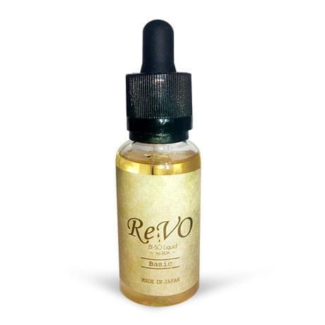 Премиум жидкость для электронных сигарет BI-SO ReVo: Basic 30мл