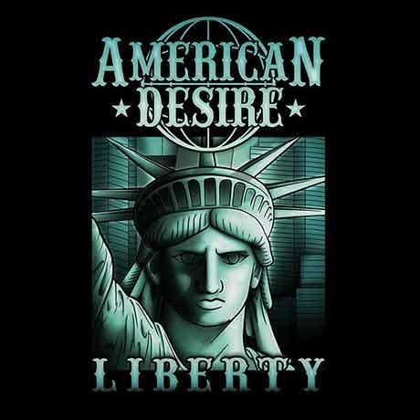 Премиум жидкость для электронных сигарет American Desire: Liberty 30 мл
