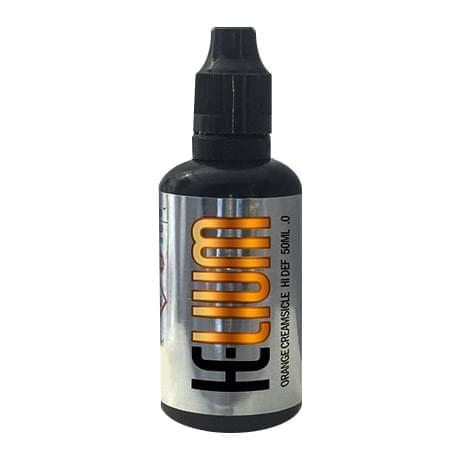 Жидкость для электронных сигарет Helium: Orange Creamsicle 50 мл