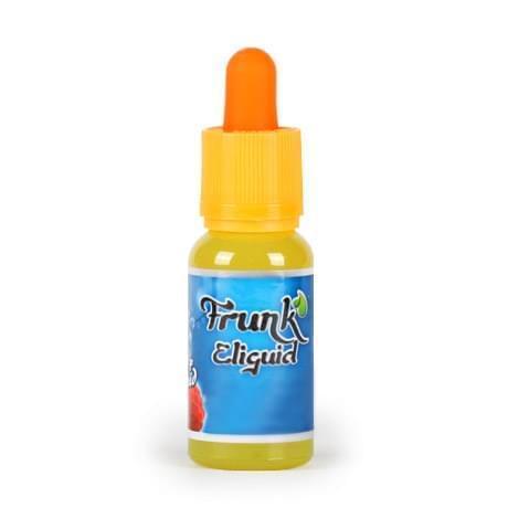 Жидкость для электронных сигарет Frunk E liquid: Twisted Apple 20 мл