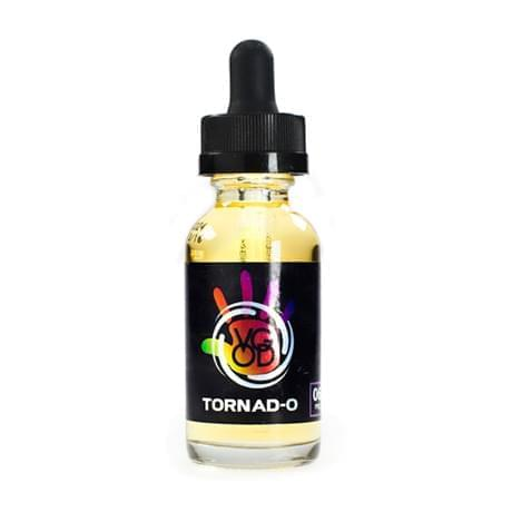Жидкость для электронных сигарет V-GOD: Tornado-O 30 мл