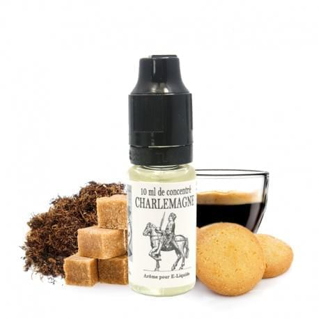 Жидкость для электронных сигарет LES 814: Charlemagne 10 мл