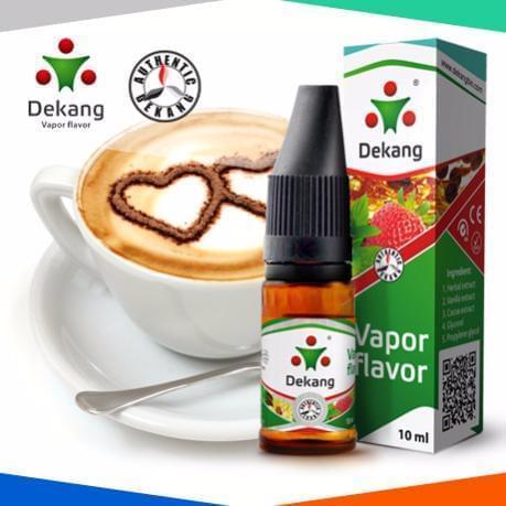 Жидкость для электронных сигарет Dekang Капучино