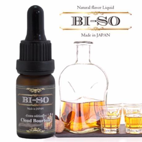Жидкость для электронных сигарет BI-SO: Cloud Bourbon 10 мл