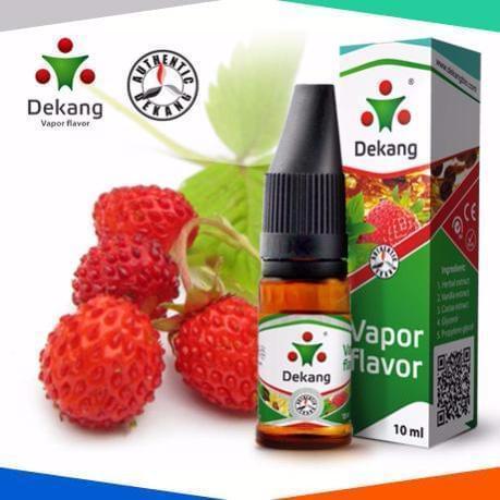 Жидкость для электронных сигарет Dekang Дикая земляника