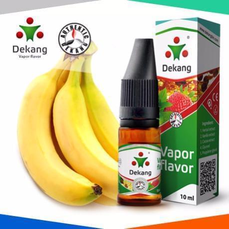 Жидкость для электронных сигарет Dekang Банан