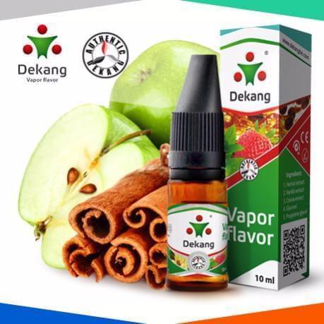 Жидкость для электронных сигарет Dekang Яблоко Корица