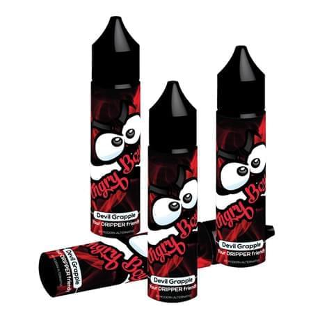 Жидкость для электронных сигарет Angry Boy: Devil Grapple.