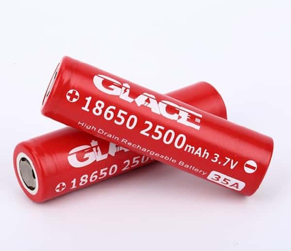 Glace 2500 мАч 35A