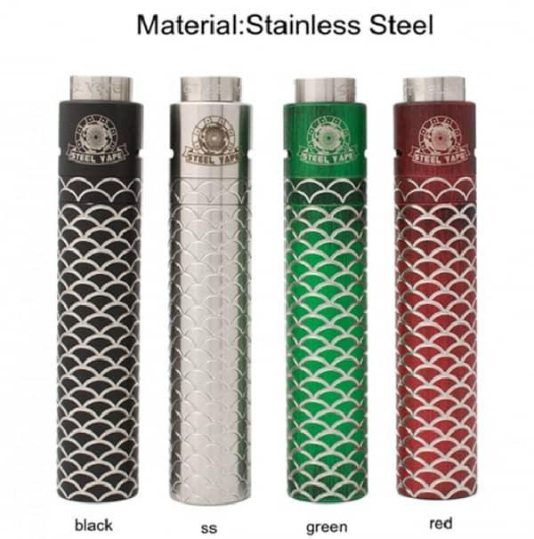 Steel Vape Sebone