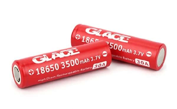 Glace 18650 3500 мАч 30A